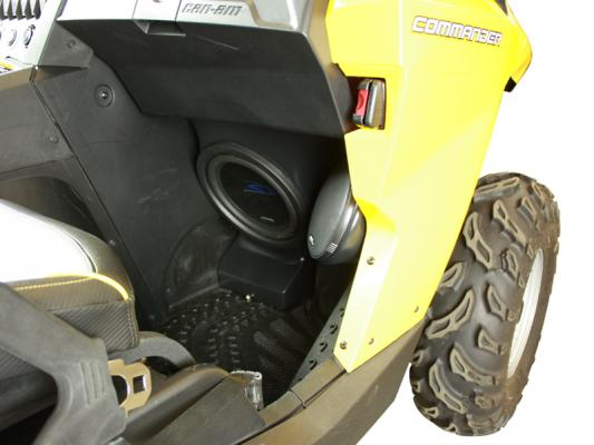 CAN-AM COMMANDER MAVERICK WEATHER PROOF SUBWOOFER
