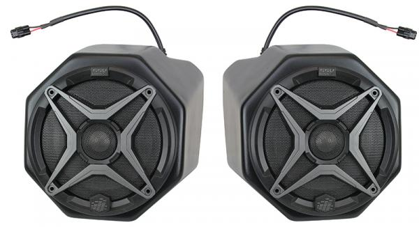 Polaris General Front Speaker Pods with 6 1/2 Speakers