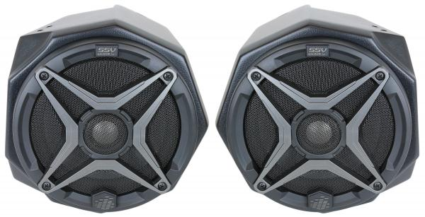 CanAm Maverick Trail and Sport Front Speaker Pods with 120 watt 6 1/2