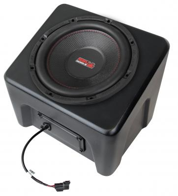 Polaris Ranger XP1000 2018 and up Weather Proof Amplified Underseat Subwoofer